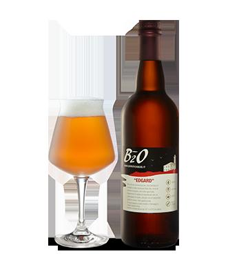 Birra artigianale Edgard B2O