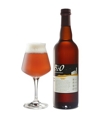 Birra artigianale Gabi B2O