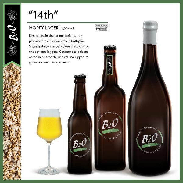 Birra chiara 14th