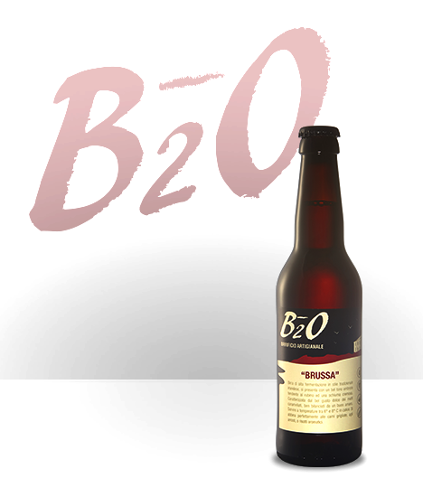 Birra Rossa Brussa 33 cl