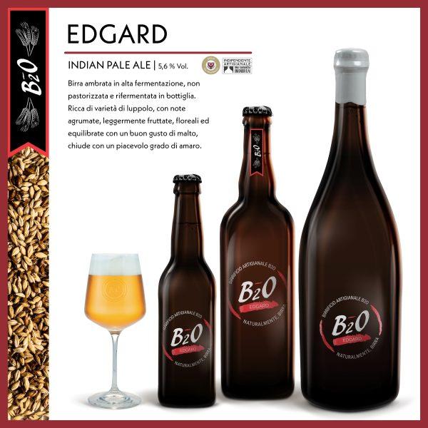 Birra ambrata Edgard