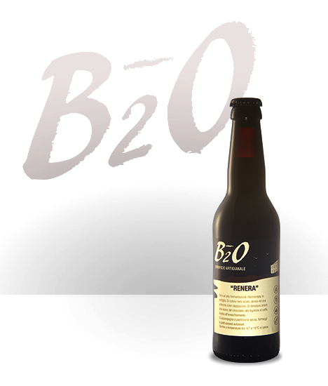 Birra scura Renera 33cl