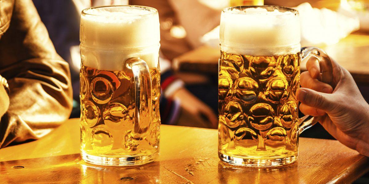 birra dopo lo sport