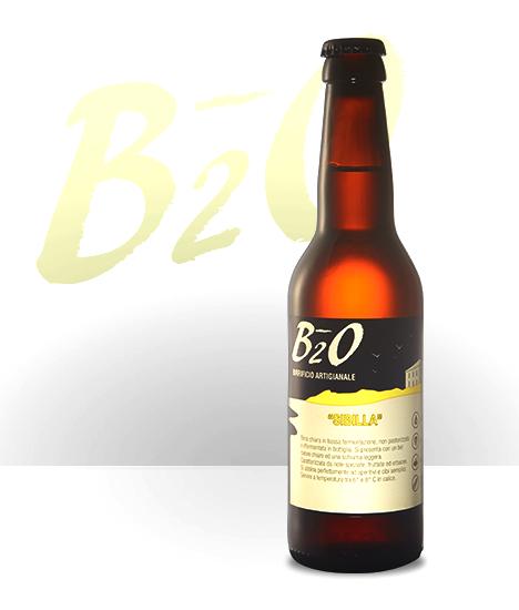 Birra chiara Sibilla 75 cl