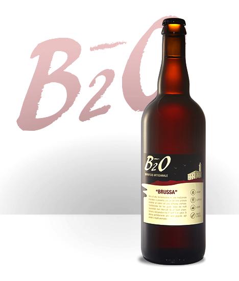 Birra Rossa Brussa 75cl