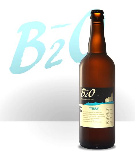 Birra chiara Terra 75 cl